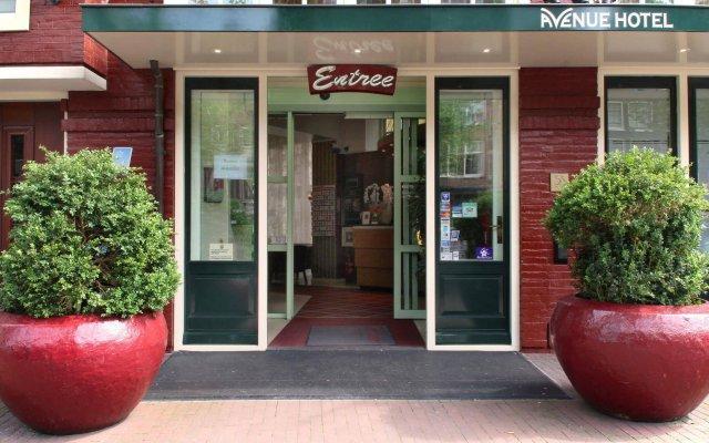 Отель Avenue Нидерланды, Амстердам - 4 отзыва об отеле, цены и фото номеров - забронировать отель Avenue онлайн вид на фасад