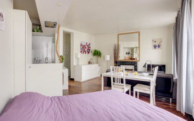Отель Exclusive Place Cœur St Germain Inn A48 комната для гостей