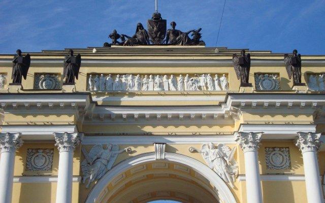 Гостиница Невский Бриз Санкт-Петербург вид на фасад