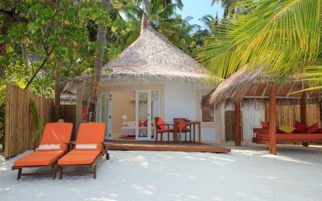 Отель Sun Aqua Vilu Reef вид на фасад