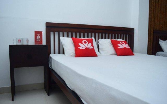 Отель ZEN Rooms Union Place Шри-Ланка, Коломбо - отзывы, цены и фото номеров - забронировать отель ZEN Rooms Union Place онлайн вид на фасад