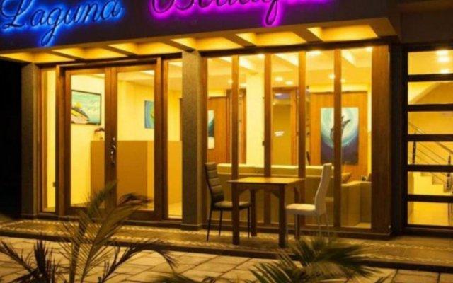 Отель Laguna Boutique Мальдивы, Мале - отзывы, цены и фото номеров - забронировать отель Laguna Boutique онлайн вид на фасад