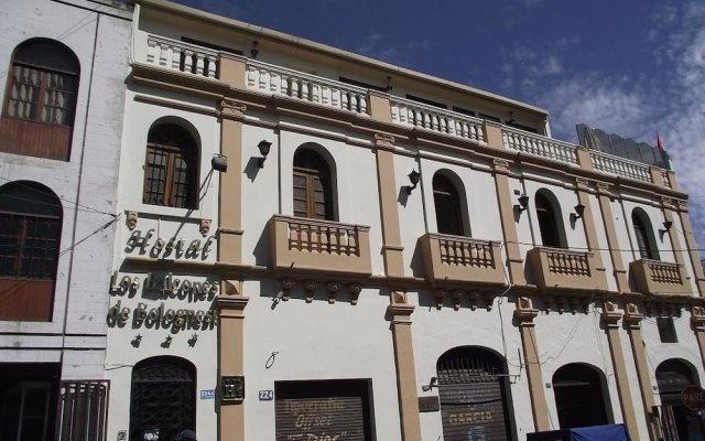 Los Balcones de Bolognesi 0