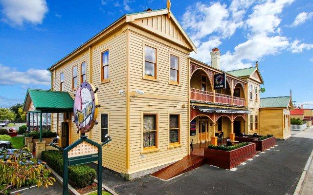 Отель Comfort Inn The Pier Австралия, Розверс - отзывы, цены и фото номеров - забронировать отель Comfort Inn The Pier онлайн вид на фасад