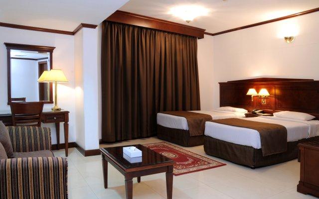 Отель Admiral Plaza Hotel Dubai ОАЭ, Дубай - отзывы, цены и фото номеров - забронировать отель Admiral Plaza Hotel Dubai онлайн комната для гостей