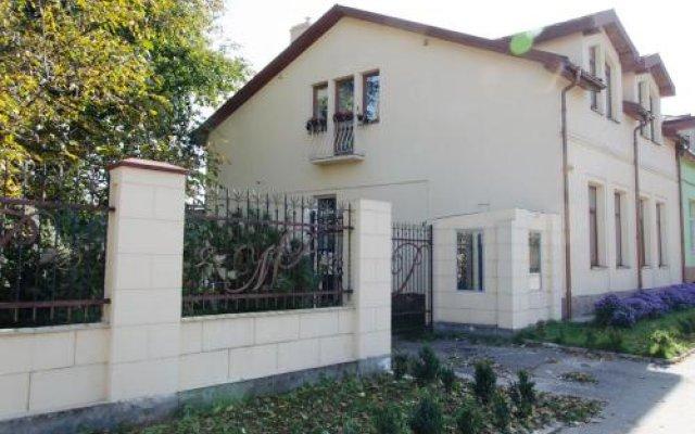 Hotel Mp Львов вид на фасад