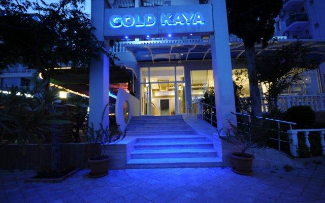 Отель Gold Kaya Otel Мармарис вид на фасад