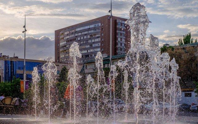 Гостиница DimAL Hostel Almaty Казахстан, Алматы - отзывы, цены и фото номеров - забронировать гостиницу DimAL Hostel Almaty онлайн вид на фасад