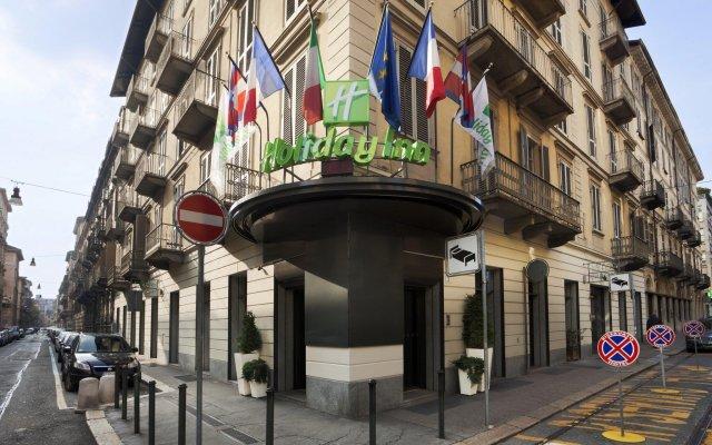 Отель Holiday Inn Turin City Centre вид на фасад