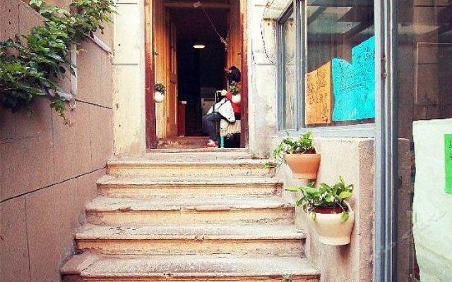 Xikai Youth Hostel Tianjin вид на фасад