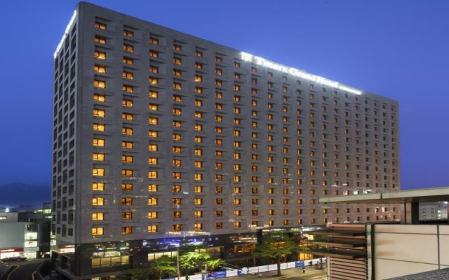 Отель Tmark Grand hotel Myeongdong Южная Корея, Сеул - отзывы, цены и фото номеров - забронировать отель Tmark Grand hotel Myeongdong онлайн вид на фасад
