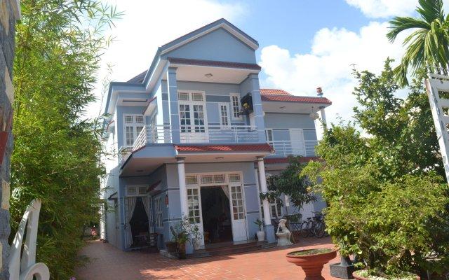 Отель Hoi An Life Homestay вид на фасад
