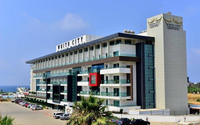 White City Resort Hotel Турция, Аланья - отзывы, цены и фото номеров - забронировать отель White City Resort Hotel онлайн вид на фасад