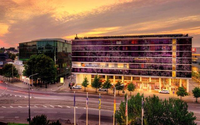Отель Nordic hotel Forum Эстония, Таллин - - забронировать отель Nordic hotel Forum, цены и фото номеров вид на фасад