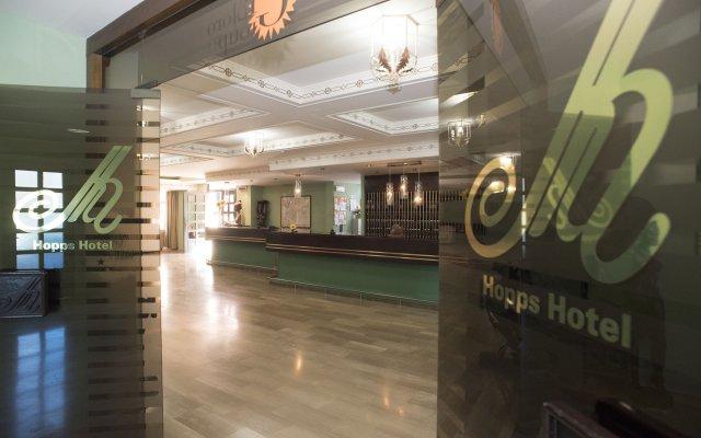 Отель Hopps Италия, Мазара Дэль Валло - отзывы, цены и фото номеров - забронировать отель Hopps онлайн вид на фасад