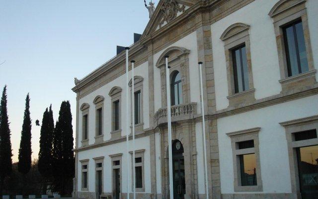 Отель Pousada De Viseu Визеу вид на фасад