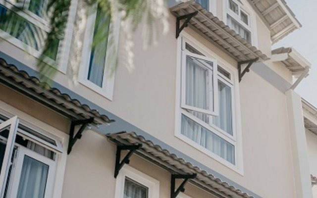 Отель Le Phuong BB Далат вид на фасад