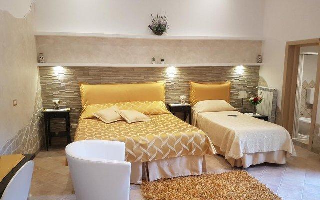 Отель B&B SeleneBeach Джардини Наксос комната для гостей