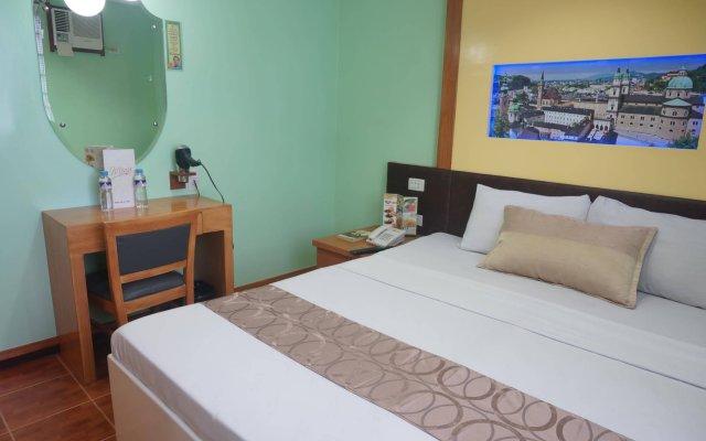 Отель Eurotel Makati Филиппины, Макати - отзывы, цены и фото номеров - забронировать отель Eurotel Makati онлайн комната для гостей