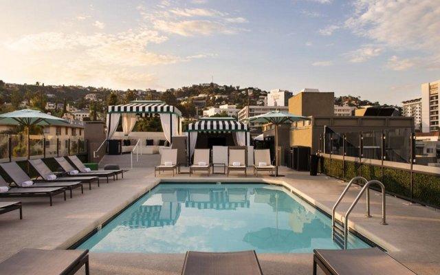 Отель Chamberlain West Hollywood США, Уэст-Голливуд - отзывы, цены и фото номеров - забронировать отель Chamberlain West Hollywood онлайн