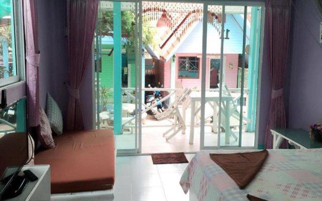 Отель Booncheun Resort комната для гостей