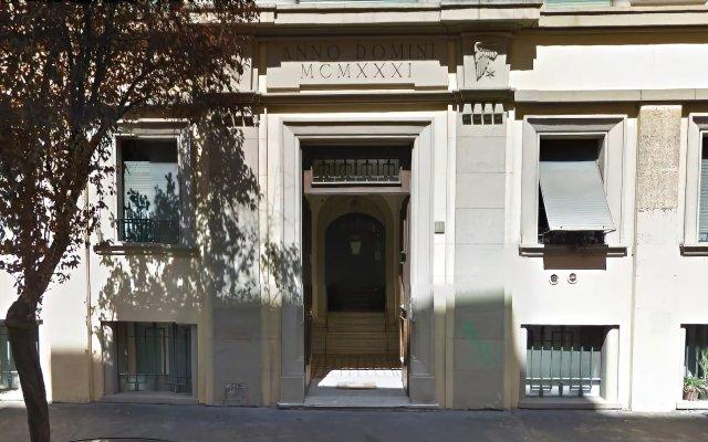 Отель La Gioiosa B&B вид на фасад