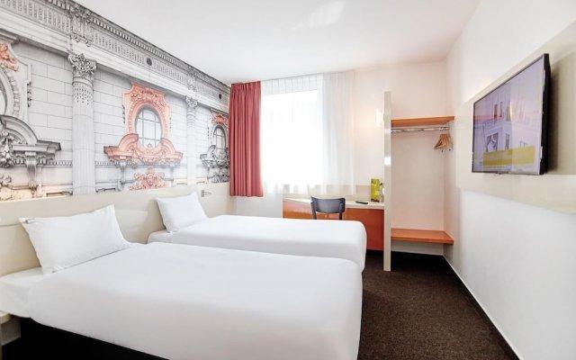Отель B&B Hotel Lódz Centrum Польша, Лодзь - отзывы, цены и фото номеров - забронировать отель B&B Hotel Lódz Centrum онлайн комната для гостей