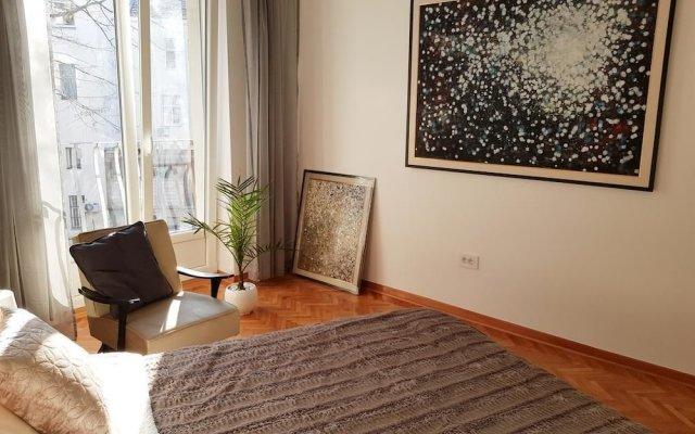 Отель Art Galery Сербия, Белград - отзывы, цены и фото номеров - забронировать отель Art Galery онлайн комната для гостей