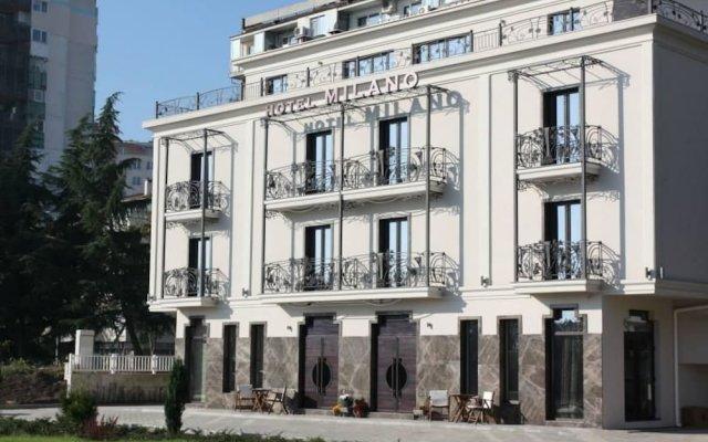 Отель Milano Болгария, Бургас - отзывы, цены и фото номеров - забронировать отель Milano онлайн вид на фасад