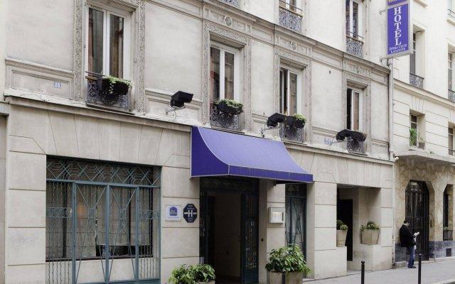 Отель Newhotel Lafayette вид на фасад