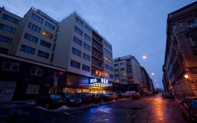 Апартаменты Apartment Letna I, II вид на фасад