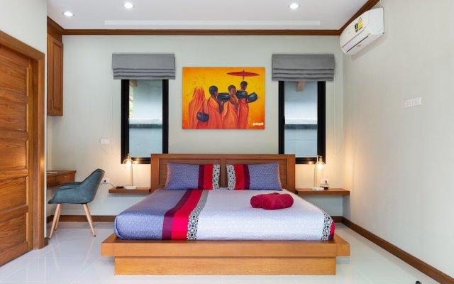 Отель Elephant Palm 2 Пхукет вид на фасад