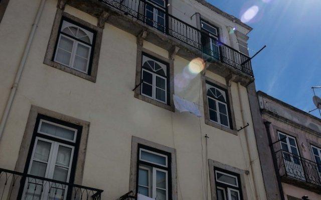 Отель ShortStayFlat Bairro Alto вид на фасад