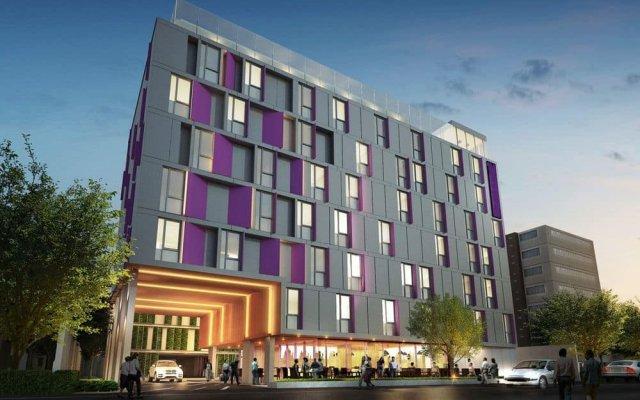 Отель Travelodge Sukhumvit 11 вид на фасад