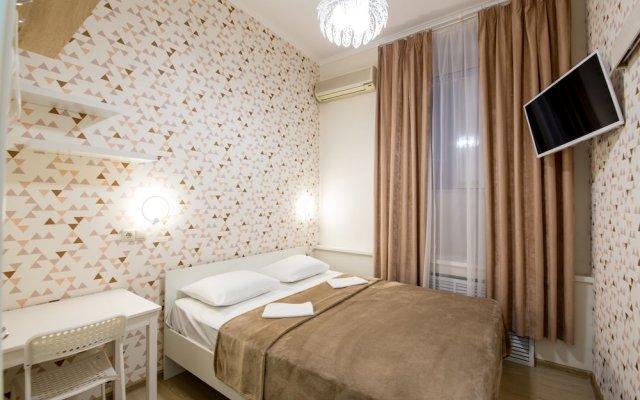 Mini-hotel Artist on Kitay-gorod комната для гостей