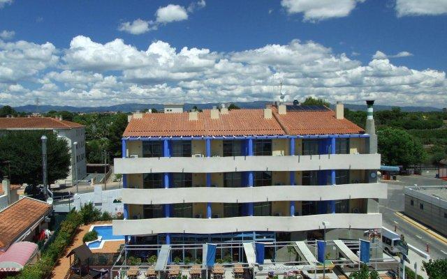 Отель Costa Verde вид на фасад