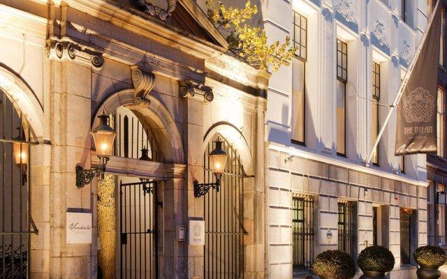 Отель The Dylan Amsterdam Нидерланды, Амстердам - отзывы, цены и фото номеров - забронировать отель The Dylan Amsterdam онлайн вид на фасад