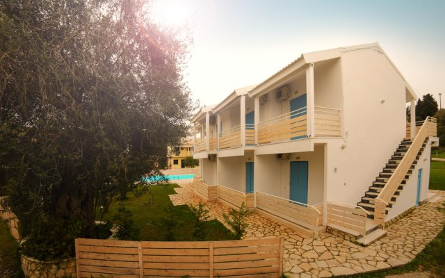 Отель Olive Grove Resort вид на фасад