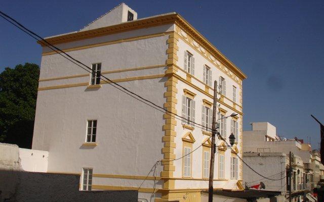 Отель Dar El Kasbah Марокко, Танжер - отзывы, цены и фото номеров - забронировать отель Dar El Kasbah онлайн вид на фасад