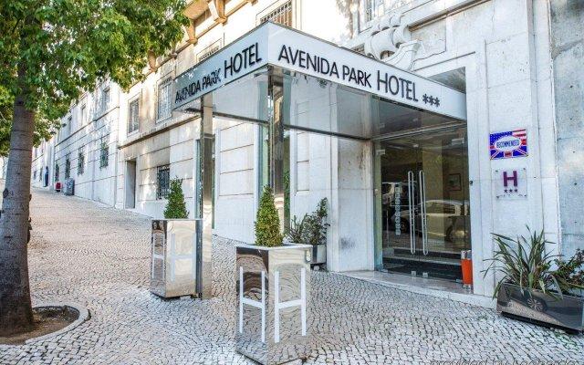 Отель Avenida Park Португалия, Лиссабон - 6 отзывов об отеле, цены и фото номеров - забронировать отель Avenida Park онлайн вид на фасад