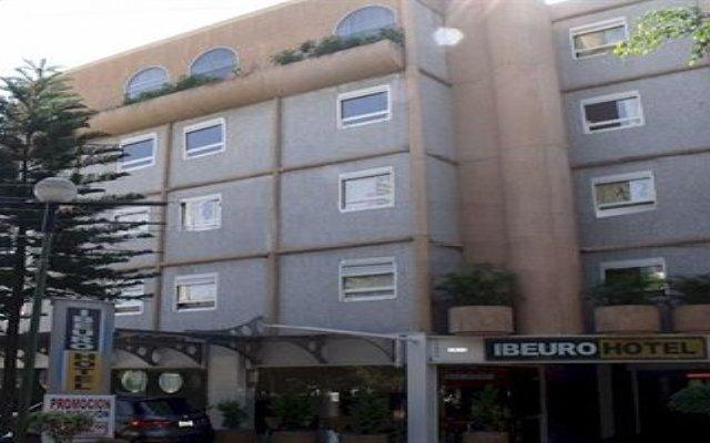 Отель Ibeurohotel Expo Мексика, Гвадалахара - отзывы, цены и фото номеров - забронировать отель Ibeurohotel Expo онлайн вид на фасад