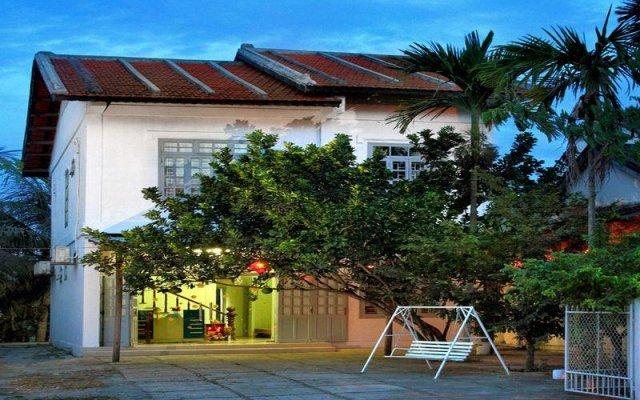 Отель Gia Bao Phat Homestay вид на фасад