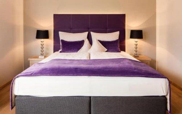 Отель Spa & Family Resort Sonnenhof Натурно комната для гостей