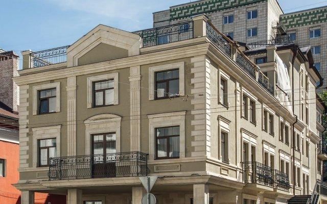 Apart-Hotel on Pushkin street 26 вид на фасад