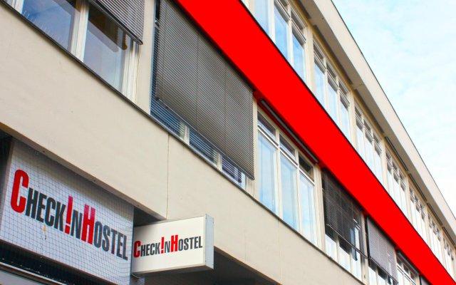 Check In Hostel Berlin вид на фасад
