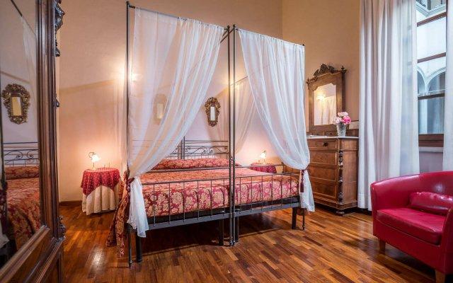 Отель Torre Guelfa комната для гостей