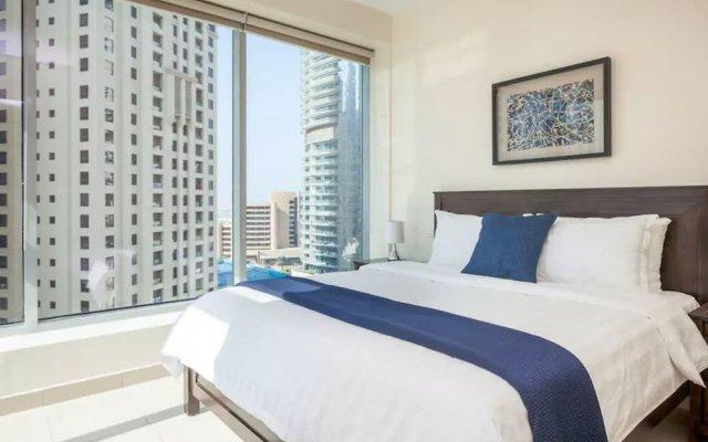Отель Nasma Luxury Stays - Park Island комната для гостей