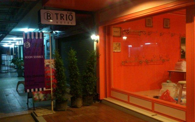 Отель B-trio Guesthouse Таиланд, Краби - отзывы, цены и фото номеров - забронировать отель B-trio Guesthouse онлайн вид на фасад