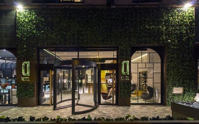 Отель Mirador de Chamartin Испания, Мадрид - отзывы, цены и фото номеров - забронировать отель Mirador de Chamartin онлайн вид на фасад