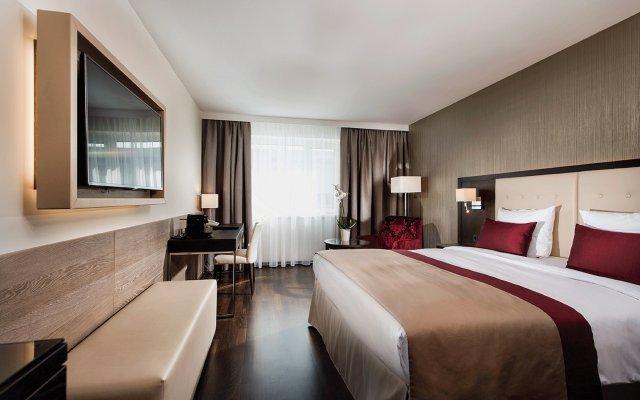 Отель Wyndham Grand Conference Center Зальцбург комната для гостей